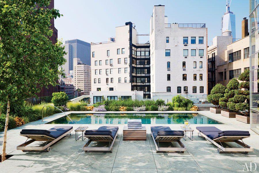 See How Five Stark Apartments Became A Breathtaking Manhattan Triplex