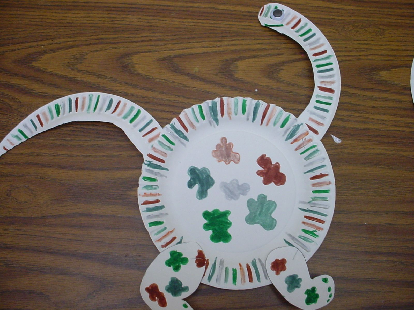 Ode to the Paper Plate Craft. Preschool DinosaurDinosaur CraftsPreschool ... & Ode to the Paper Plate Craft | Dinosaur crafts Paper plate crafts ...