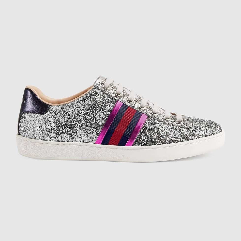 offer discounts amazing price stable quality Shop the Ace glitter sneaker by Gucci. Since its debut, the ...