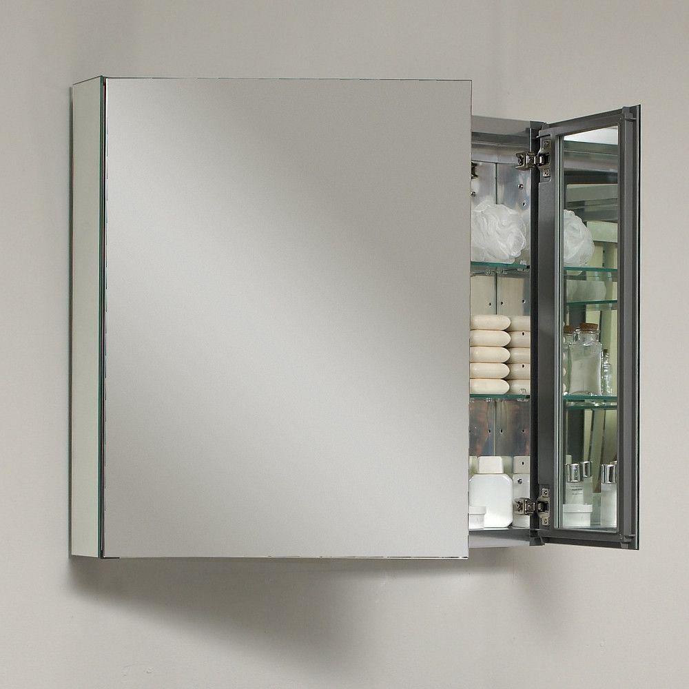 Fresca 30 Bathroom Mirror Cabinet Bathroom Medicine Cabinet