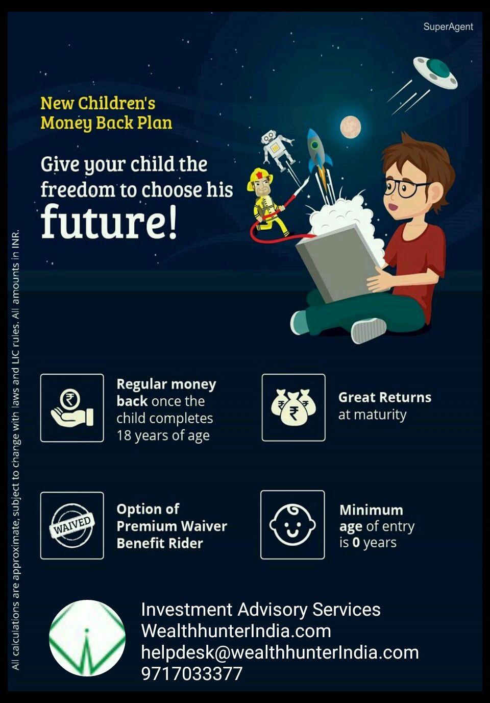 Pin oleh Wealthhunter India di Life Insurance