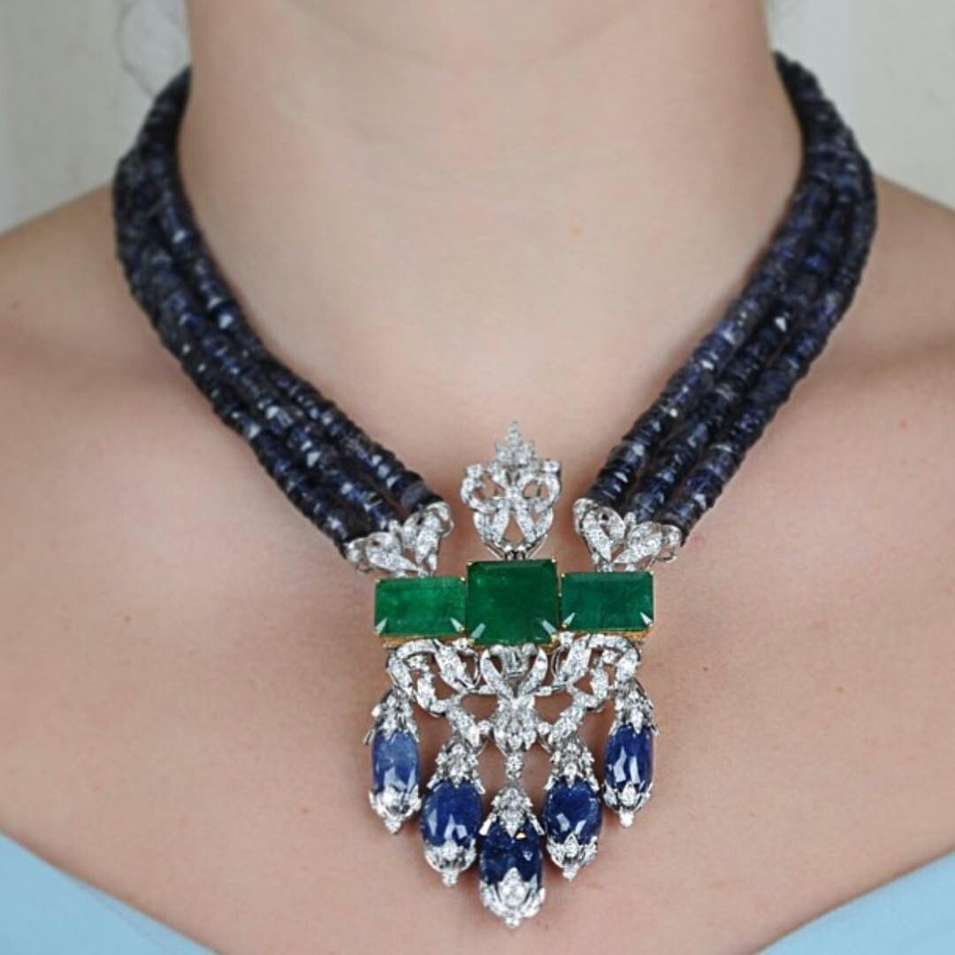 Amazing necklace neck chanel jewellry pinterest jewel india