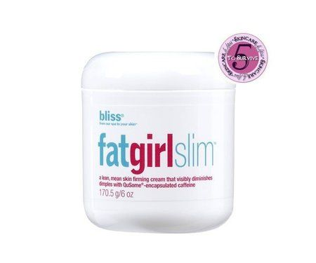 Review of Bliss Fat Girl Slim - #bliss #fatgirlslim #beautyproduct #beautyreview #cellulite #cellulitetips #fightcellulite - bellashoot.com