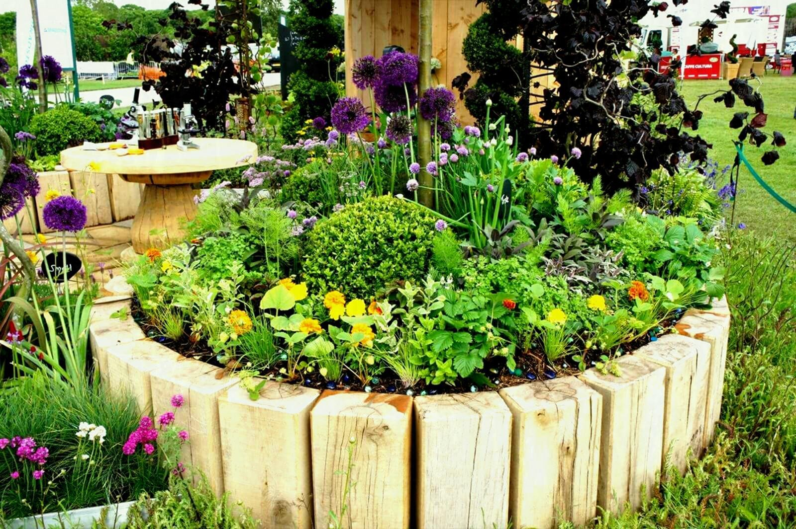 20 unique and extraordinary flower garden ideas for on beautiful backyard garden design ideas and remodel create your extraordinary garden id=83465