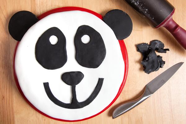 Panda Cake Recipe With Printable Template A Mummy Too Recipe Panda Cakes Cake Recipes Birthday Baking