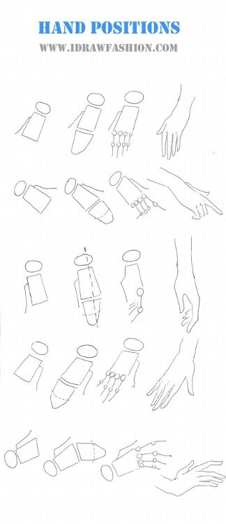 how to draw hands | Tumblr | 1 in 2019 | How to draw hands