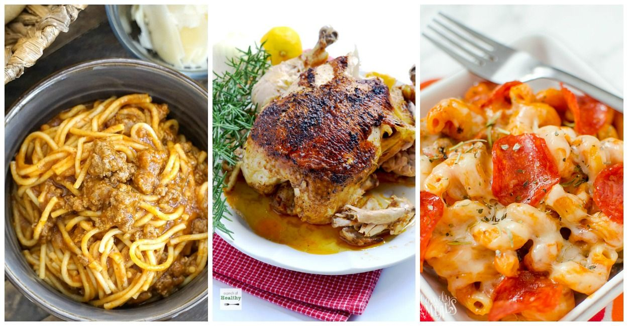 Family friendly instant pot meals family fresh meals