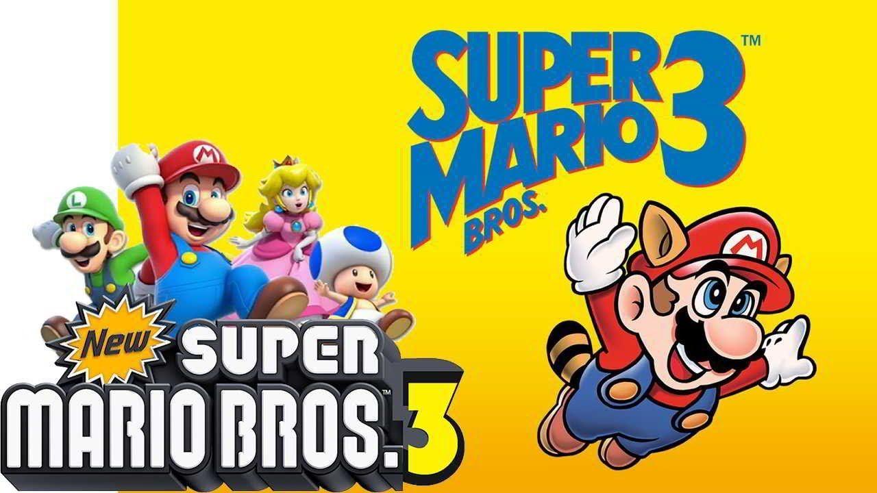Super Mario Bros 3 Speedrun HD Walkthrough Ending Boss