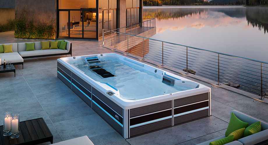 Check Out This E700 I Just Configured Endless Pool Swim Spa Swimming Pools