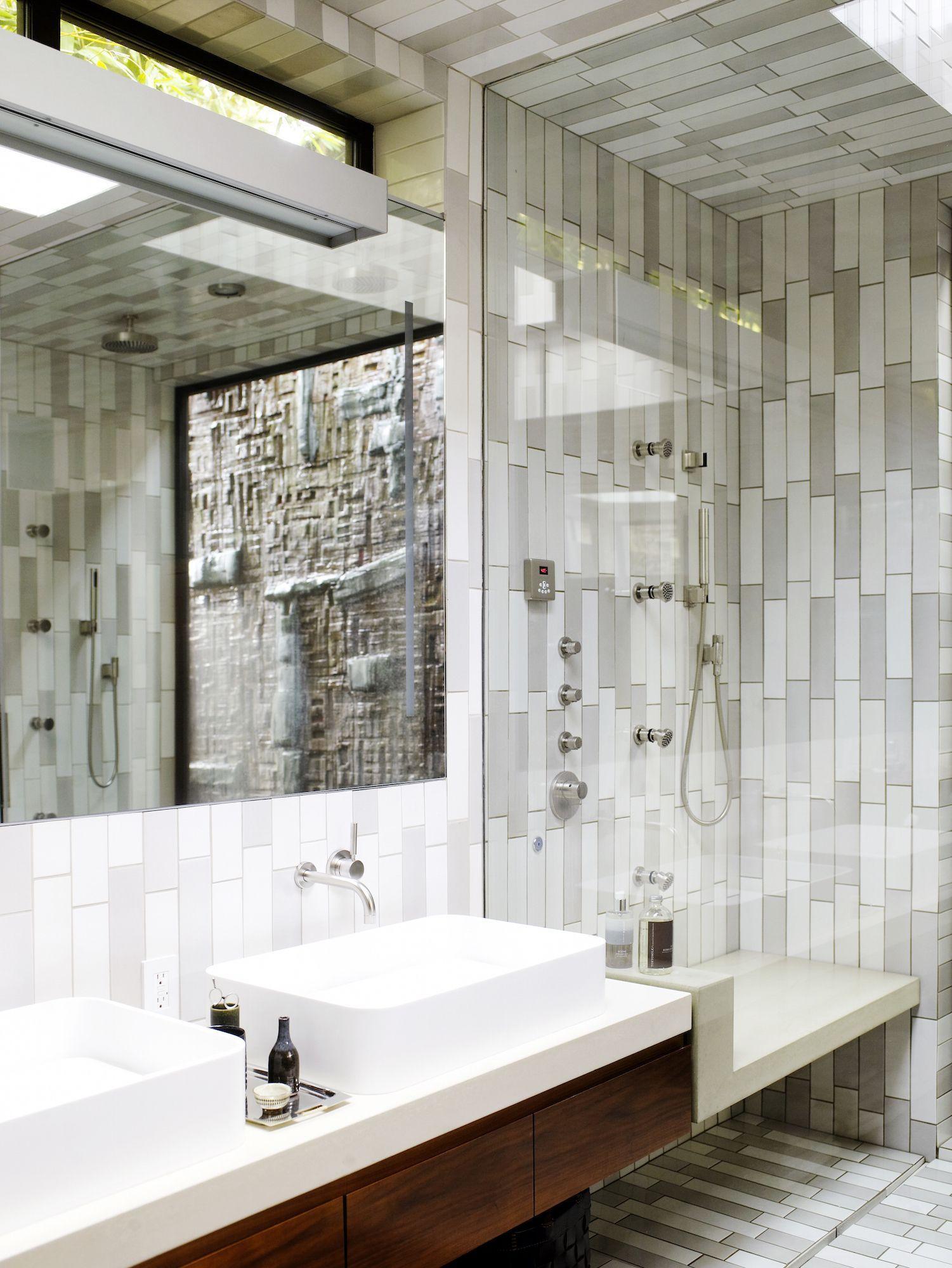 8 Bathroom Tile Trends To Keep A