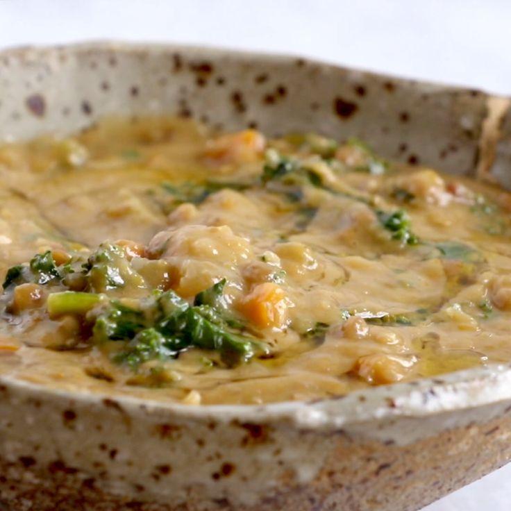 The Best Detox Crockpot Lentil Soup - miam - #Crockpot #Detox #Lentil #miam #Soup