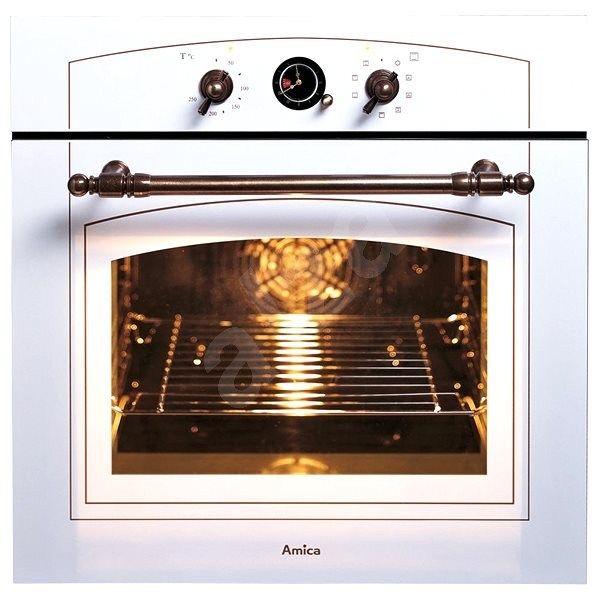 Amica Ebr 7331 W Aa Rura Alza Sk Retro Oven Kitchen Appliances Oven