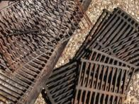 Remove all grates and charcoal racks (if applicable).