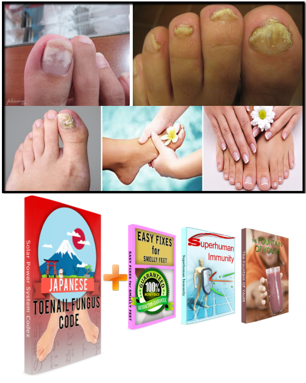 Dr Ishiguro S Japanese Toe Nail Fungus Code Review Health