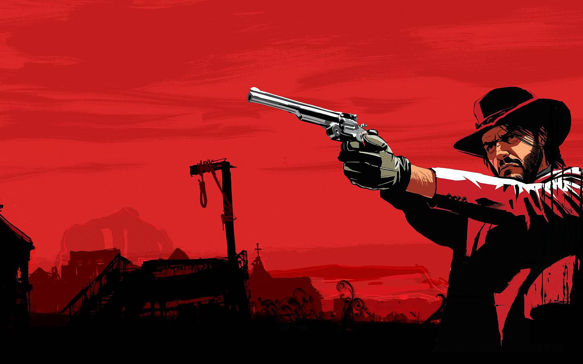 Games That Changed Our Lives Red Dead Redemption And Being John