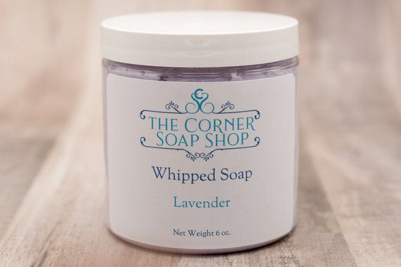 Whipped Soap Lavender | Foaming Soap | Lavender Essential Oil | Jojoba Oil | Vitamin E | Shaving Soap | Essential Oil | Body Butter #jojobaoil