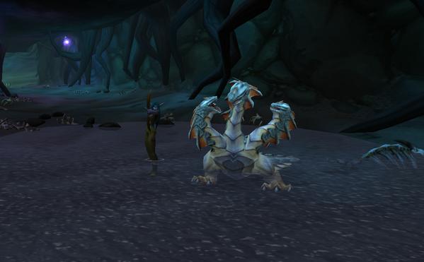The new Hunter pet Hydra ! World of warcraft World