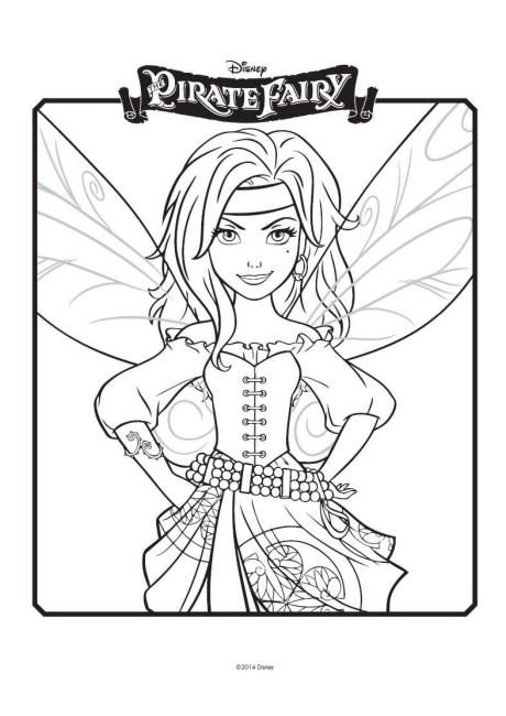 tinkerbell and the pirate fairy colouring 3 for the kids tinkerbell coloring pages fairy. Black Bedroom Furniture Sets. Home Design Ideas