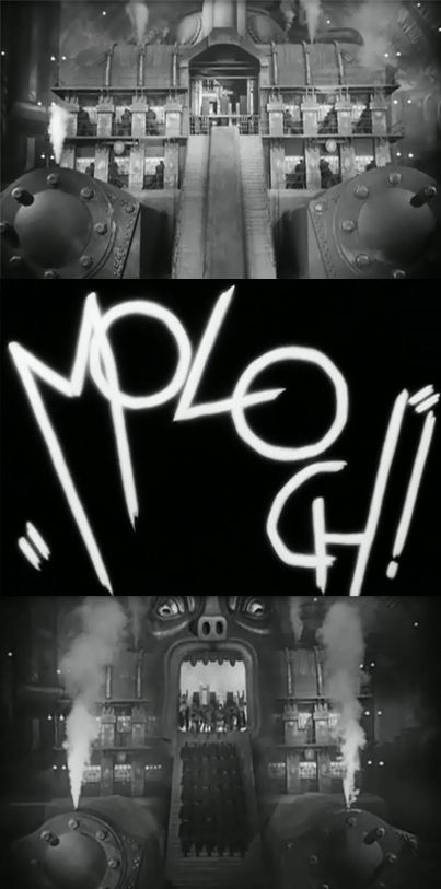 "The Occult Symbolism of Movie ""Metropolis"" and its"