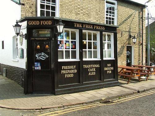 Notable Pubs in Cambridge