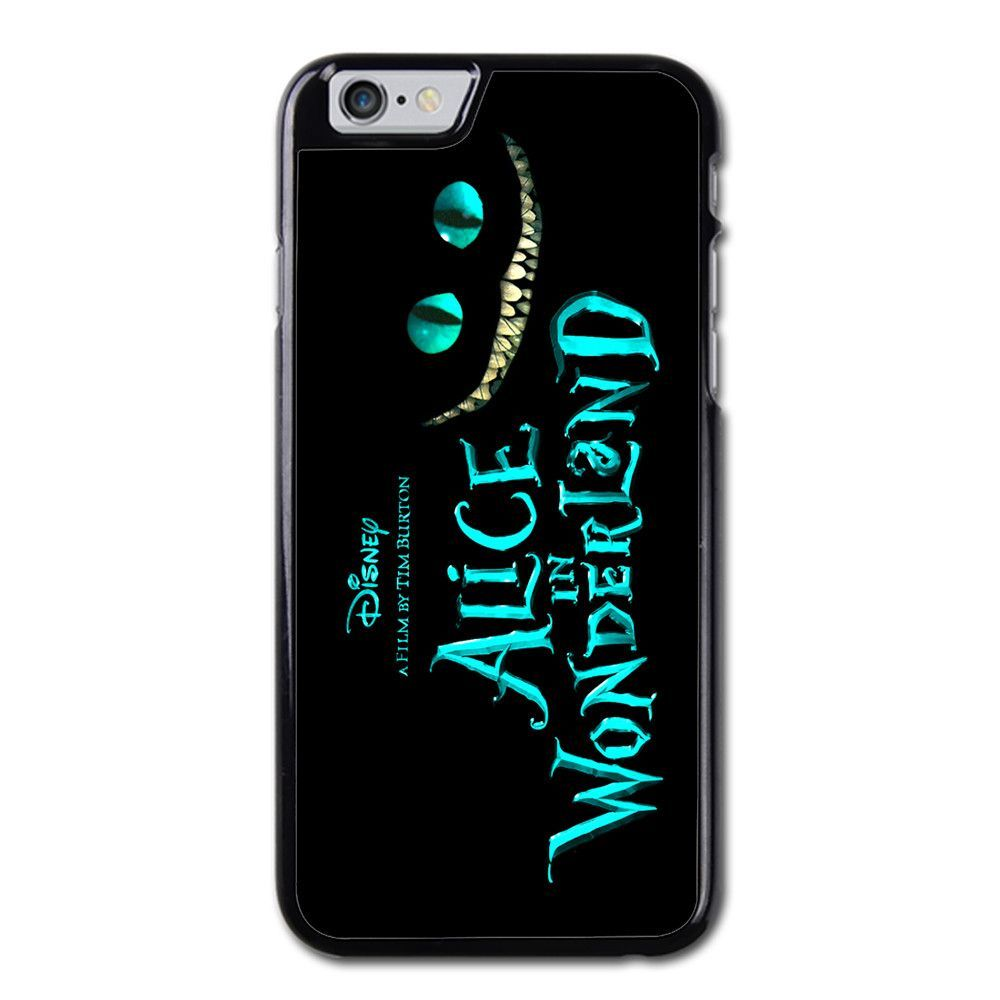 Alice In Wonderland Cheshire Cat Smile Phonecase For iPhone 6/6S ...
