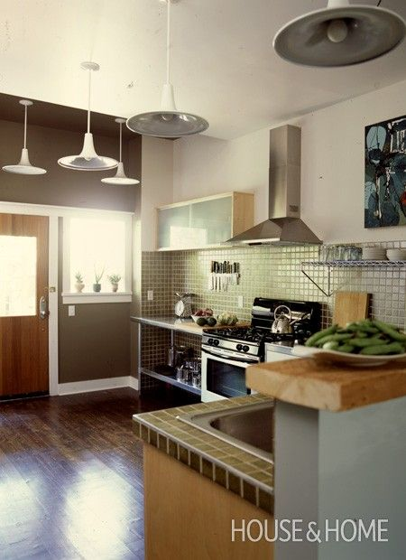 Bistro Restaurant Style Kitchens House Home This Looks Budget Friendly
