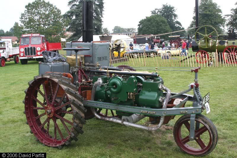 Ivel Tractor Google Search Tractors Antique Tractors Old