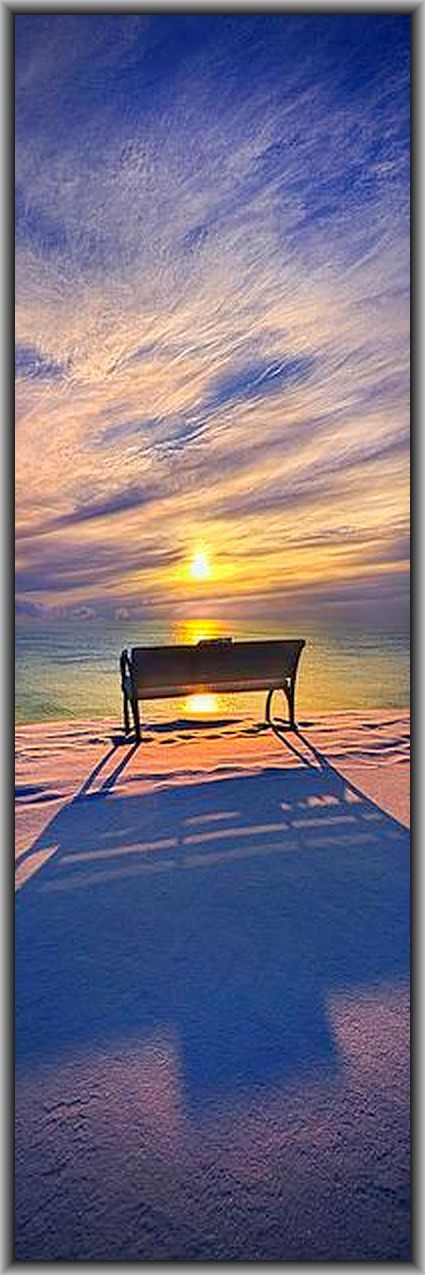 AMAZING WINTER SCENERY #snow winter wonderland sun sunset sky blue white shadow light #by Phil~Koch on Flickr