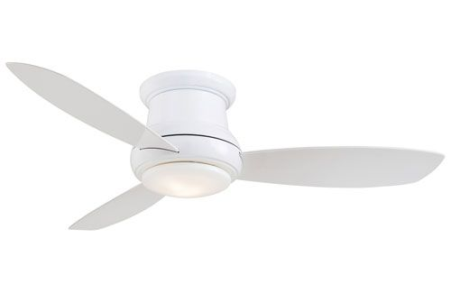 Minka aire concept ii 44 flush mount white ceiling fan f518 wh 36 inch ceiling fan flush mount i suppose you have decided that placing ceiling fans in your house makes sense and are a aloadofball Image collections
