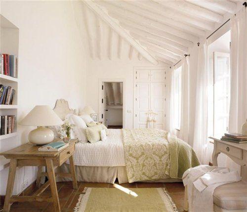 Country house in Malaga, Spain. Via Inspiring Interiors.