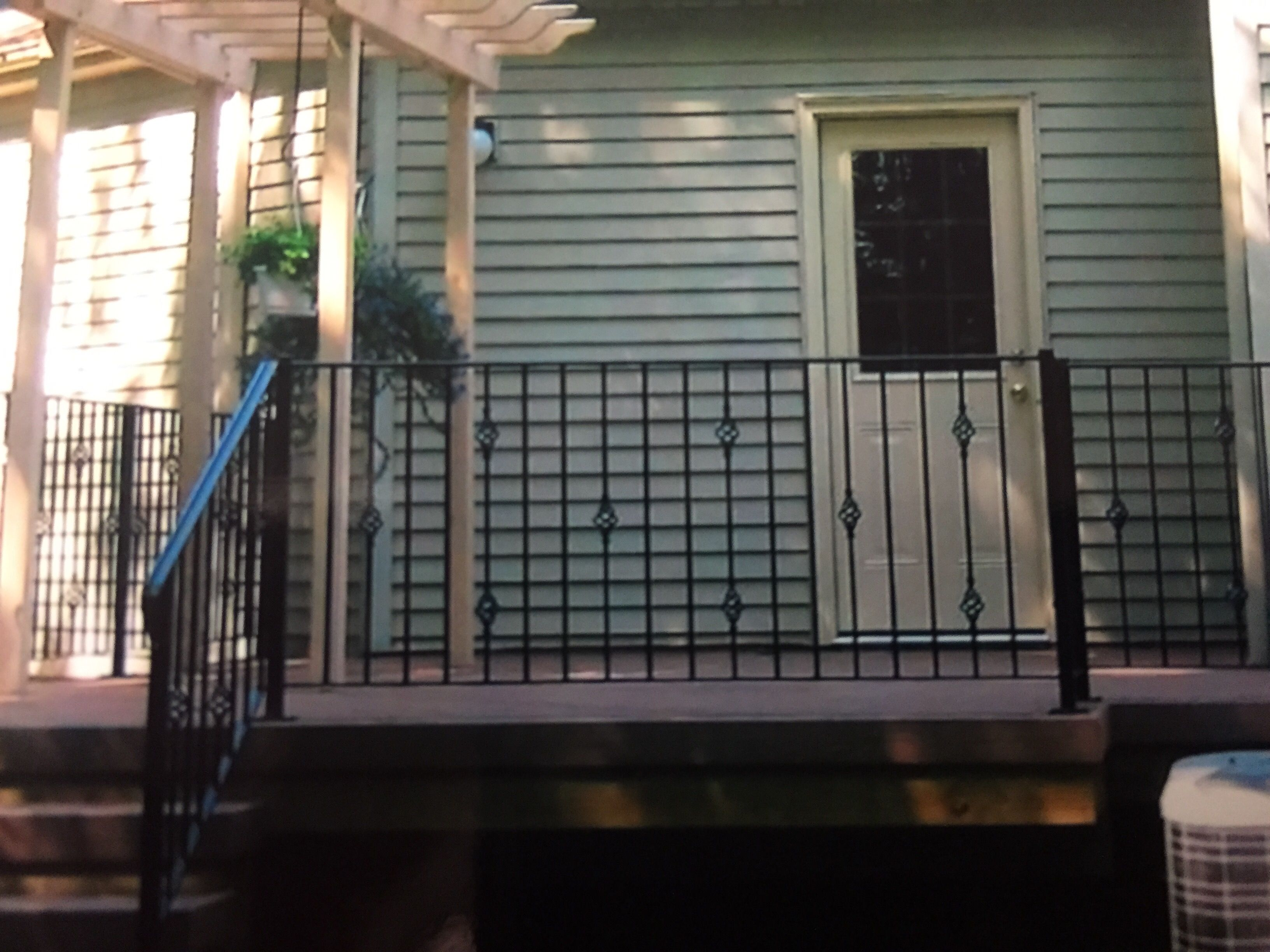 Best Custom Made Porch Railings Porch Railing Steel Fence Home Appliances 400 x 300