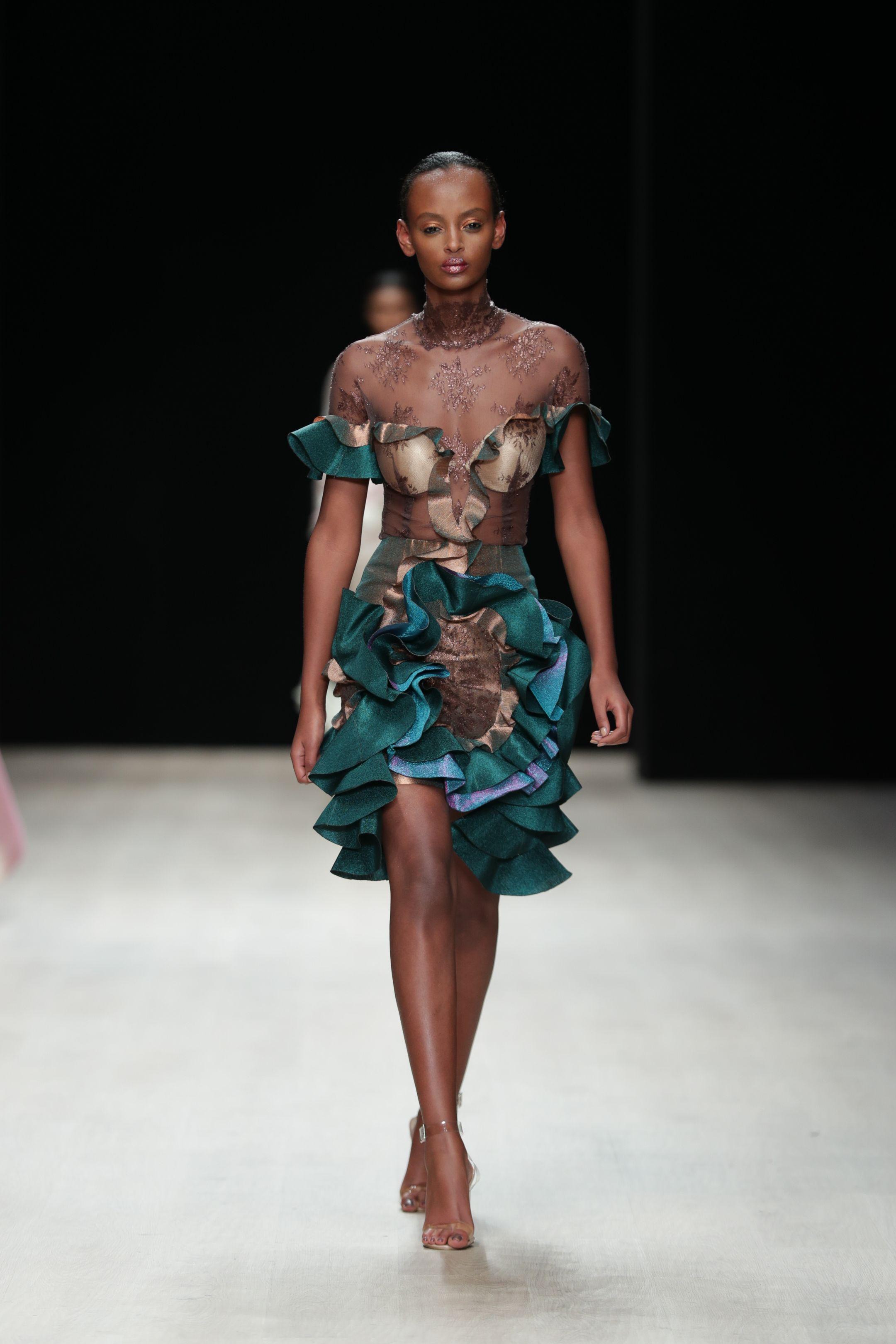 Arise Fashion Week 2019 Runway Day 3 Deola Sagoe Bellanaija Fashion Fashion Week Nigerian Fashion Designers