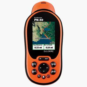 Delorme Earthmate Pn 40 Waterproof Hiking Gps