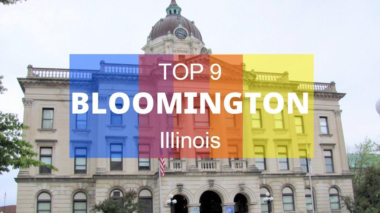 Image result for bloomington illinois Bloomington