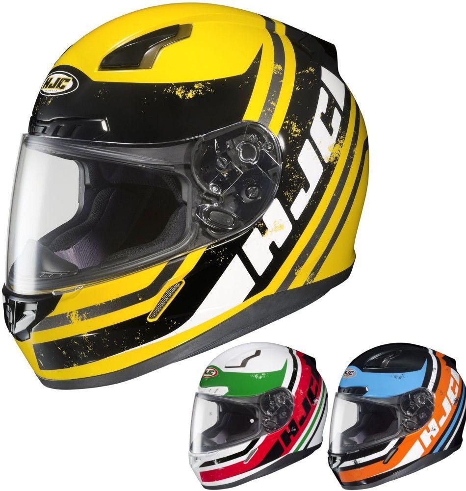 Hjc cl17 victory mens motorcycle helmets