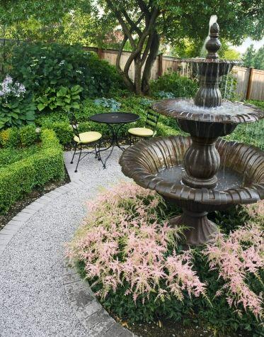 15 fountain ideas for your garden