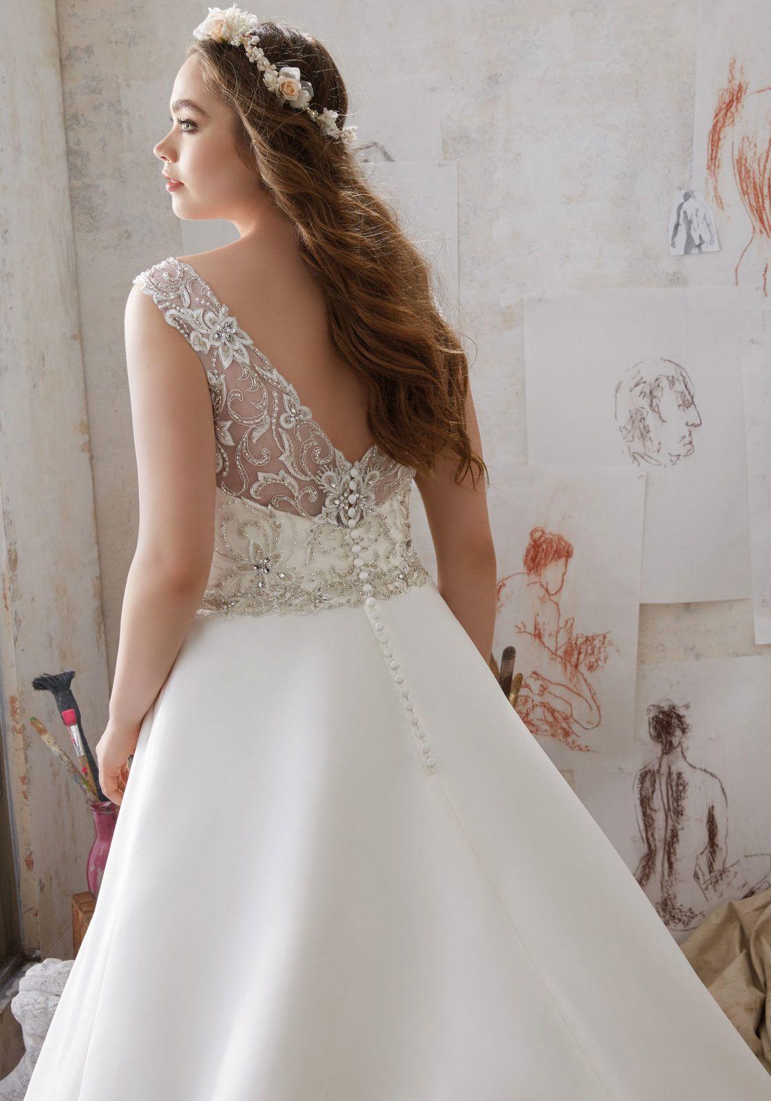 Merida Plus Size Wedding Dress Spring 2017 Wedding Dresses