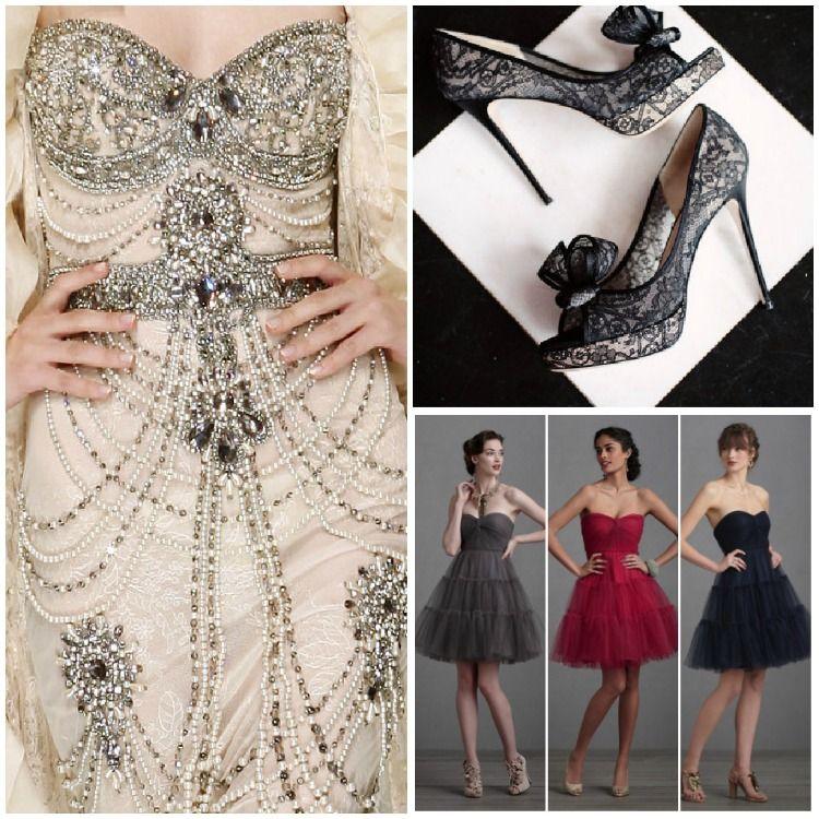 Glam Rock Wedding Inspiration | My Inspiration Boards | Pinterest ...
