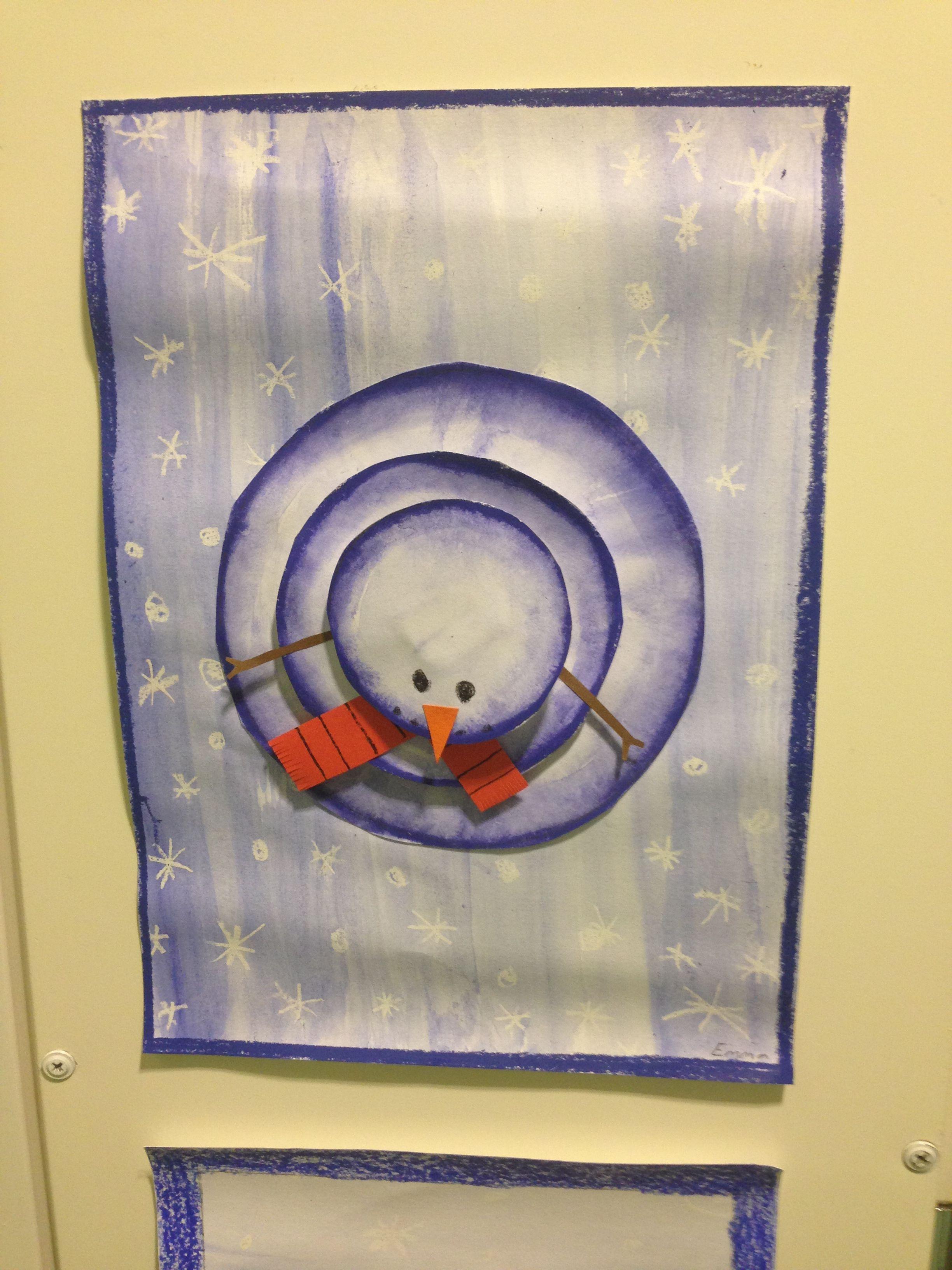 Lumiukko 3d
