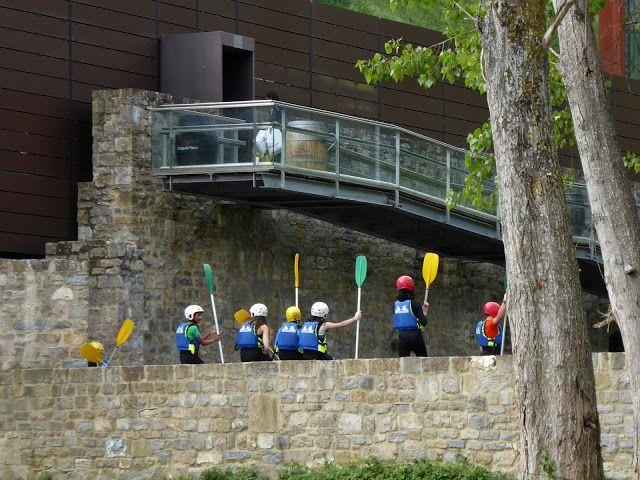 Adoquines y Losetas Escuela Municipal de Piragüismo Parques y