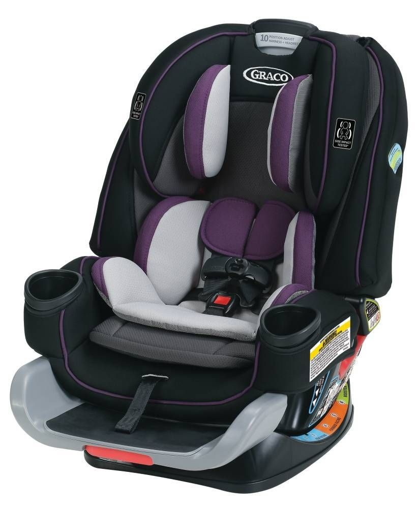 Graco 4ever extend2fit 4in1 convertible car seat jodie