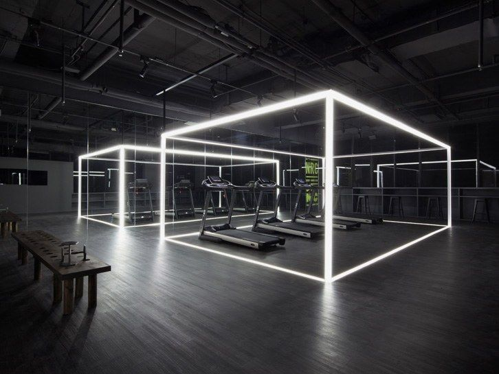 The Best Place to Work Out in Beijing Is…An Art Gallery?