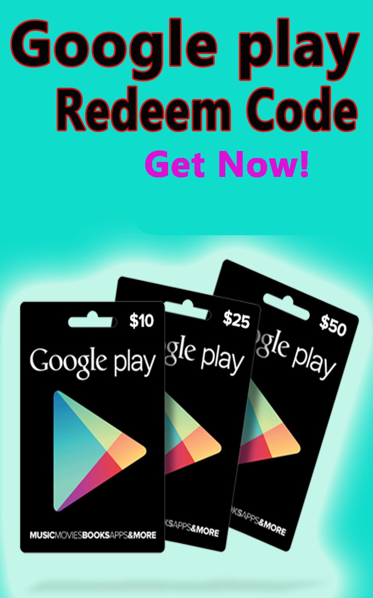 Free google play redeem code giveaway of this pin