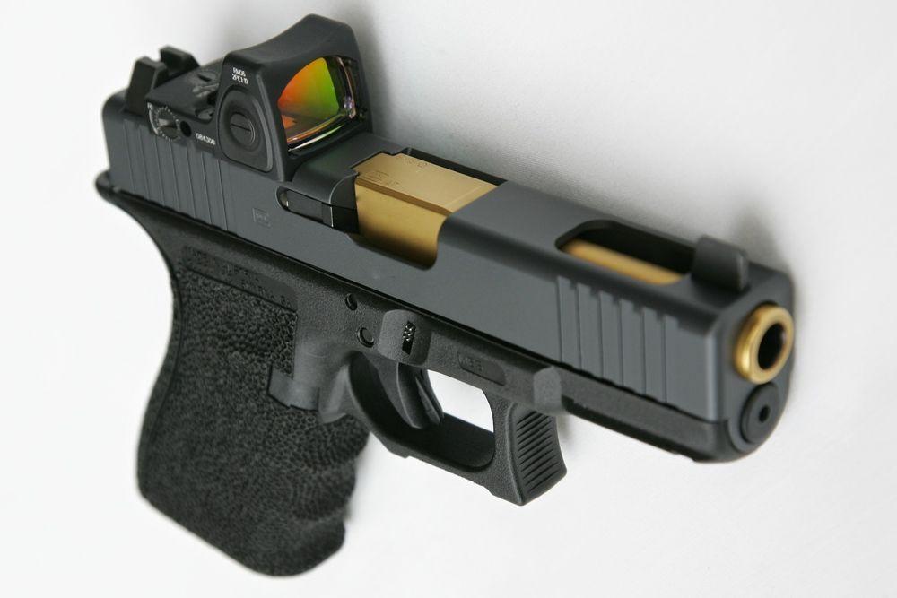 Black Gold Glock Google Search Knifes Guns Hand