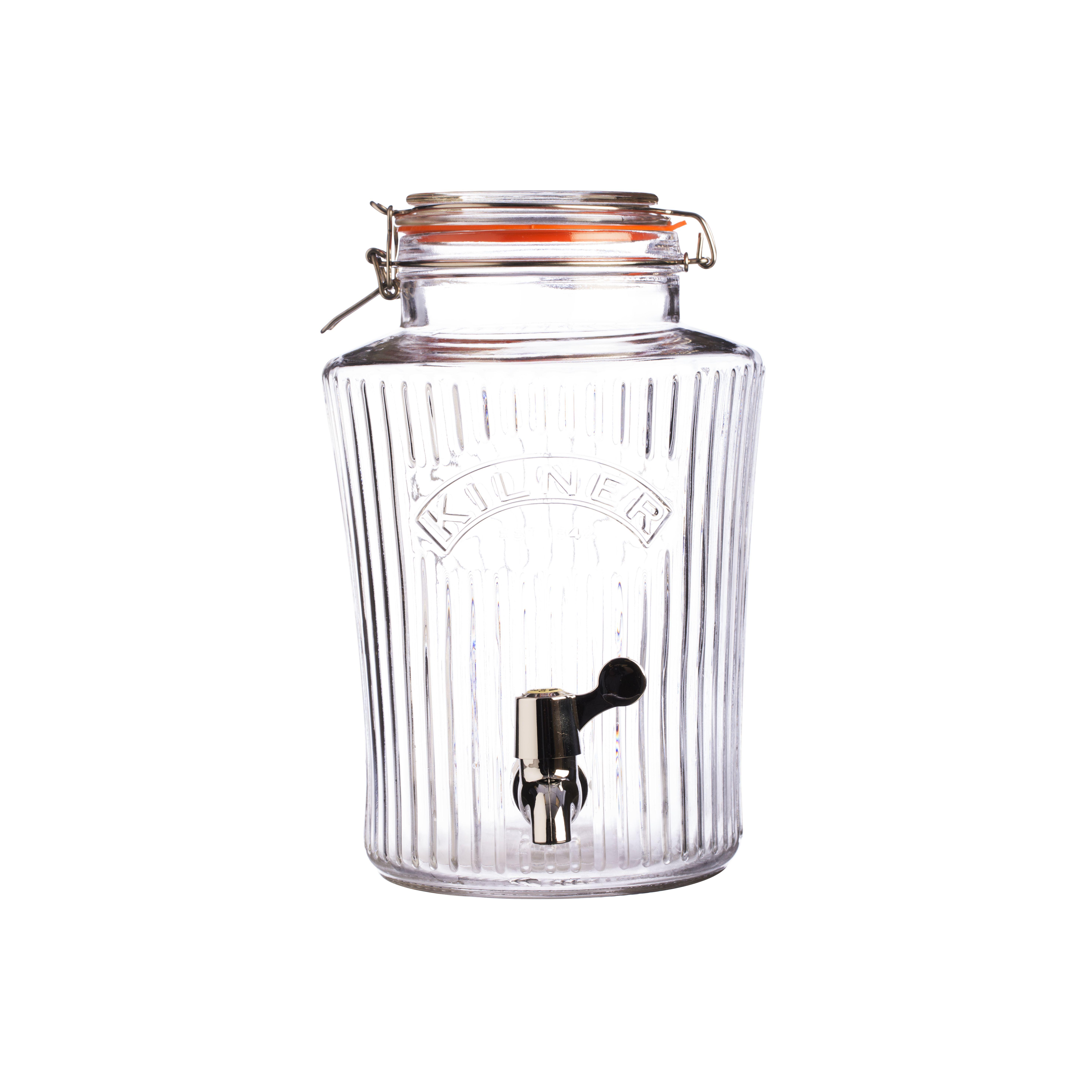 distributeur vintage bocal jar bocaux le parfait kilner verre conserve terrine et confiture. Black Bedroom Furniture Sets. Home Design Ideas