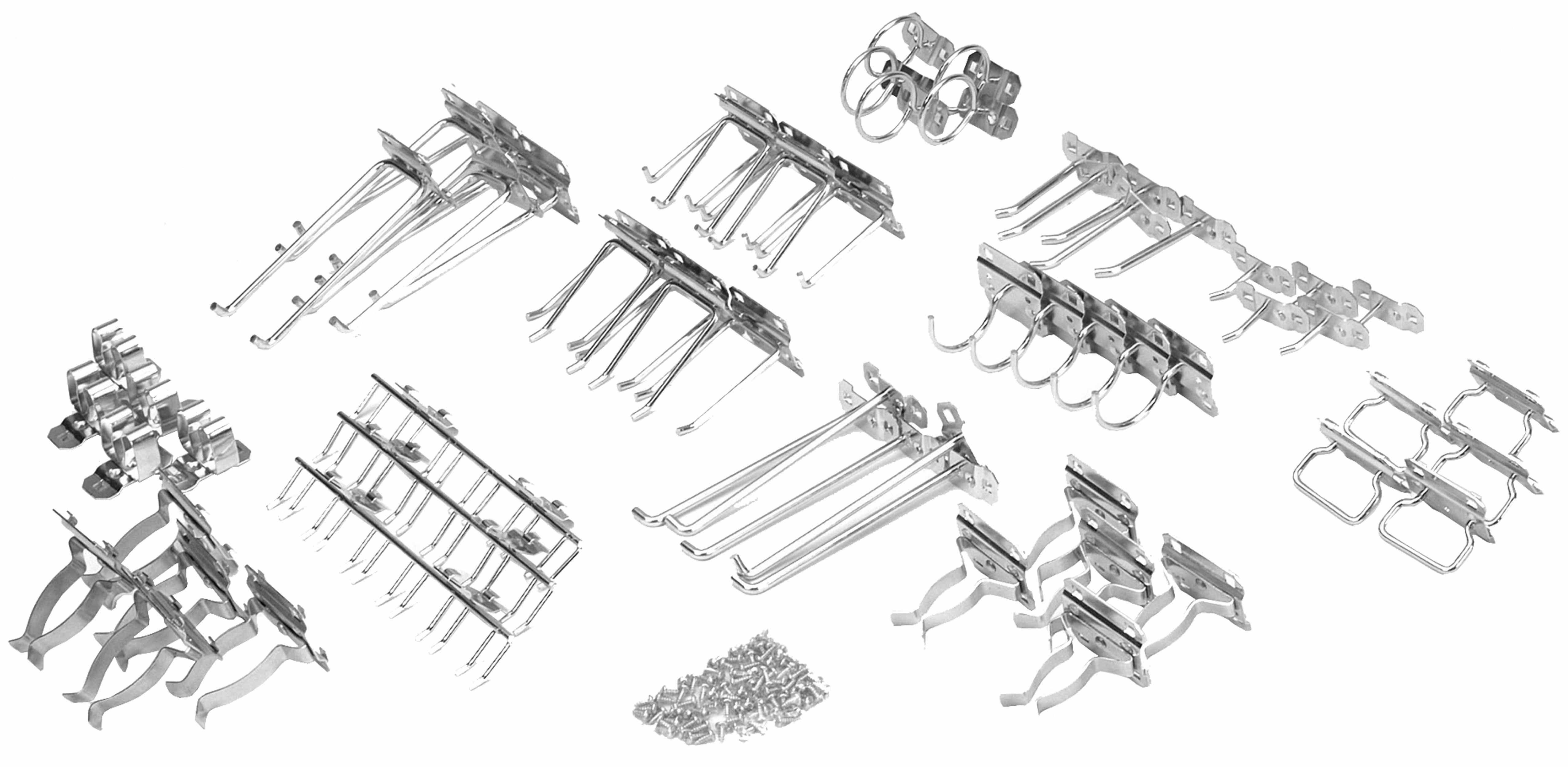 Lh2 Kit Pegboard Accessories Steel Pegboard Peg Board
