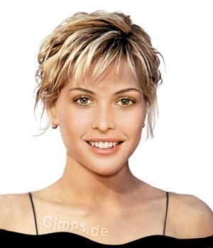 Hairstyles For Fine Thin Hair 10 fresh and attractive hairstyles for fine thin hair over 50 Short Hair Cuts Short Hair Styles Pixie Cuts Bob Cut Styles Curly Hair Cuts Style Short Hair Curly Short Style Hair Short Hairstyles For Women