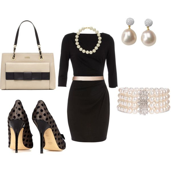 Pearls.... So chic!!!