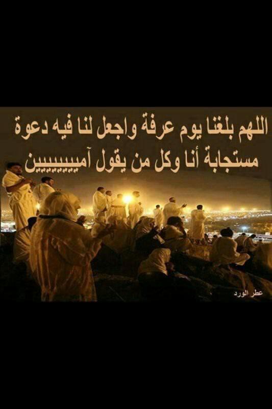 اللهم بلغنا يوم وقفة عرفة Movie Posters Concert Movies