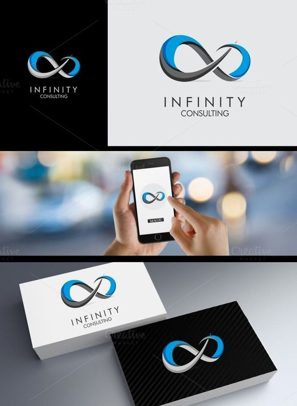 Infinity Consulting By Gabicotza On Creativemarket